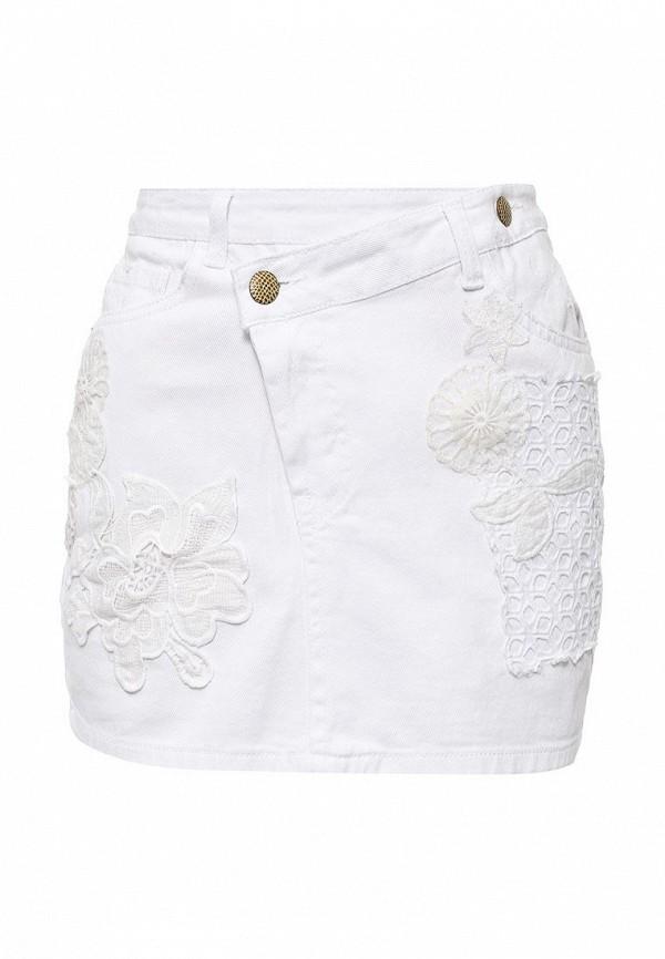 Джинсовая юбка Desigual (Дезигуаль) 61F27A6