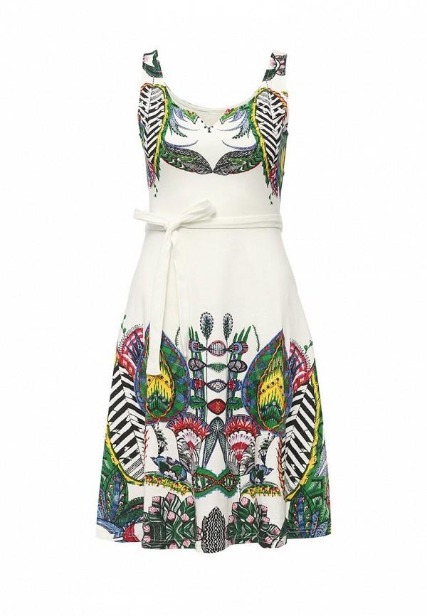 Летнее платье Desigual (Дезигуаль) 61V20C5