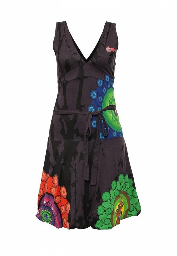 Платье-миди Desigual (Дезигуаль) 61V20J1