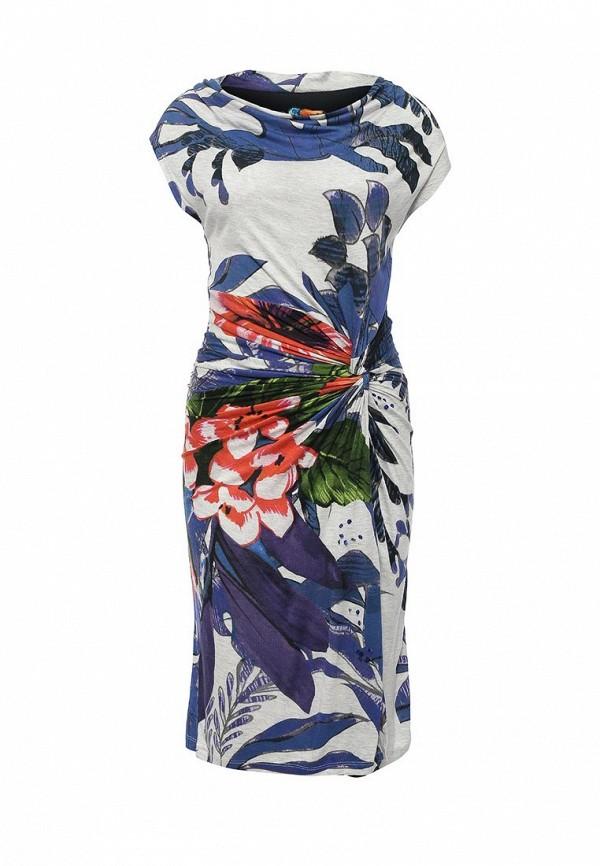 Платье-миди Desigual (Дезигуаль) 61V20J5