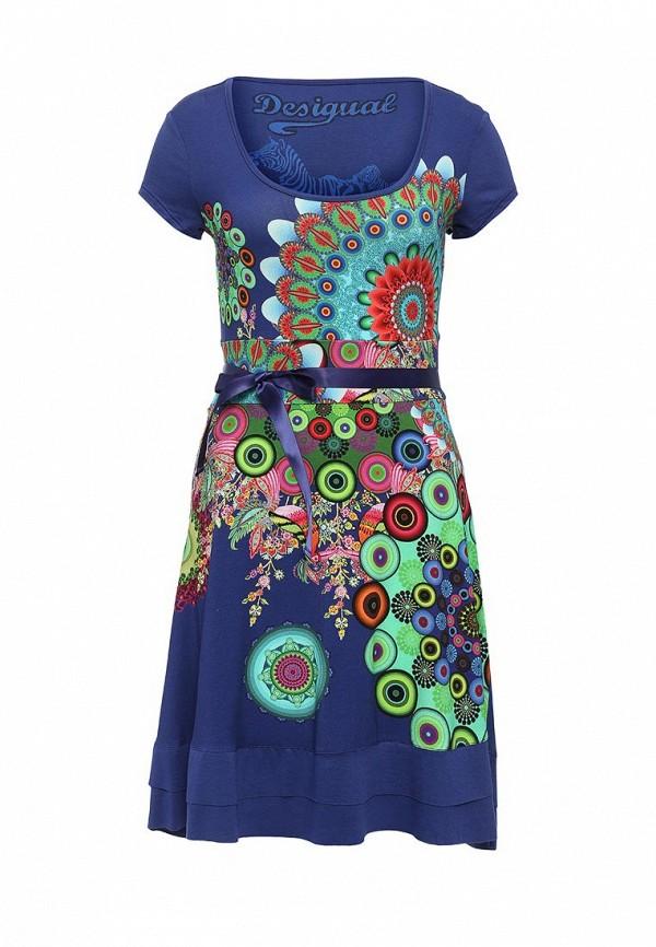 Летнее платье Desigual 61V21K1