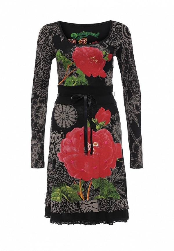 Платье-миди Desigual 67V20H8