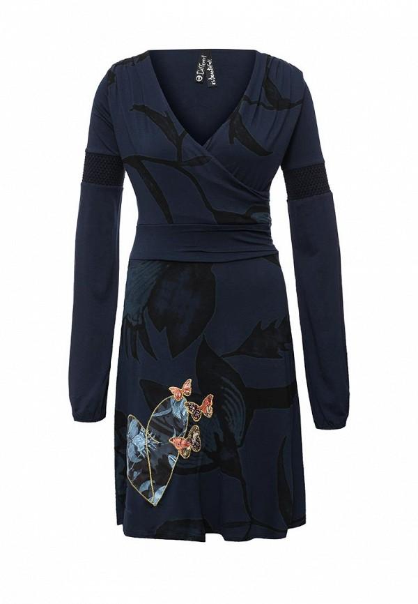 Платье-миди Desigual 67V20J5