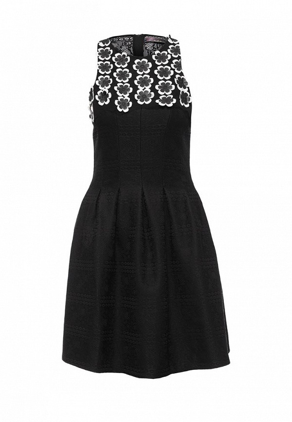 Платье-миди Desigual 67V20K1
