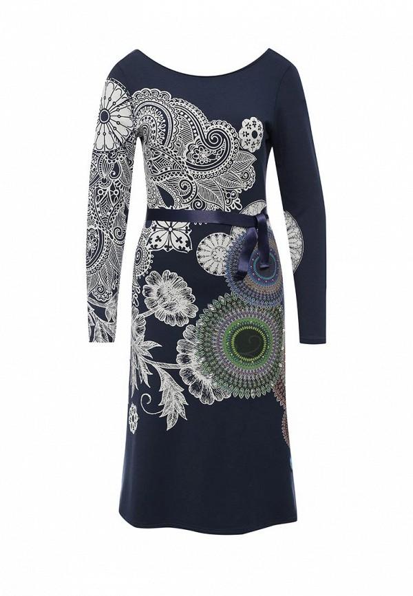 Платье-миди Desigual (Дезигуаль) 67V20R5