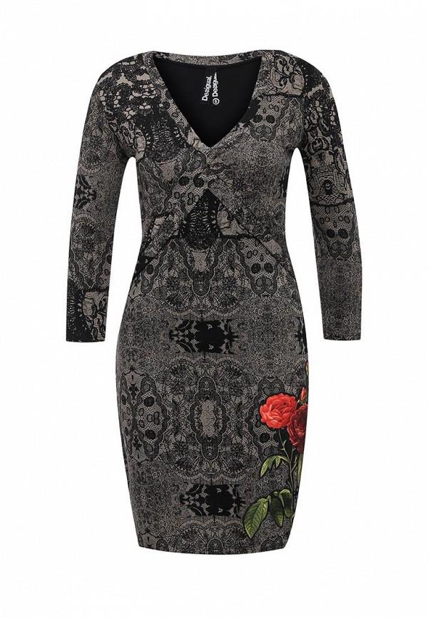 Платье-миди Desigual (Дезигуаль) 67V20T5