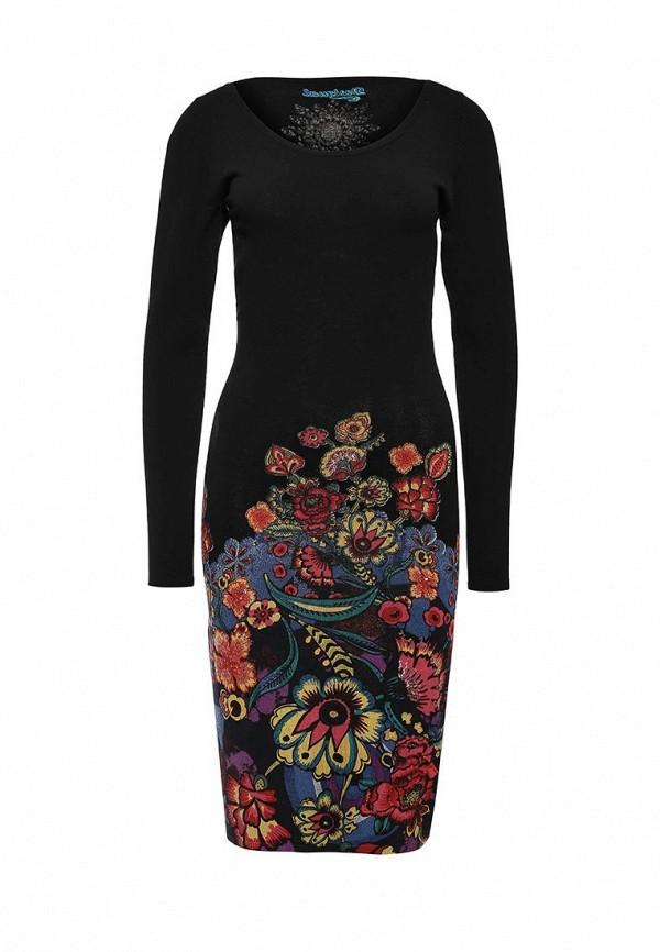 Вязаное платье Desigual (Дезигуаль) 67V22C4