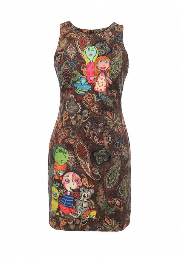 Платье-мини Desigual 67V28G4