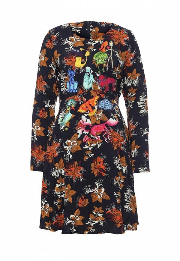Платье Desigual 67V28G5
