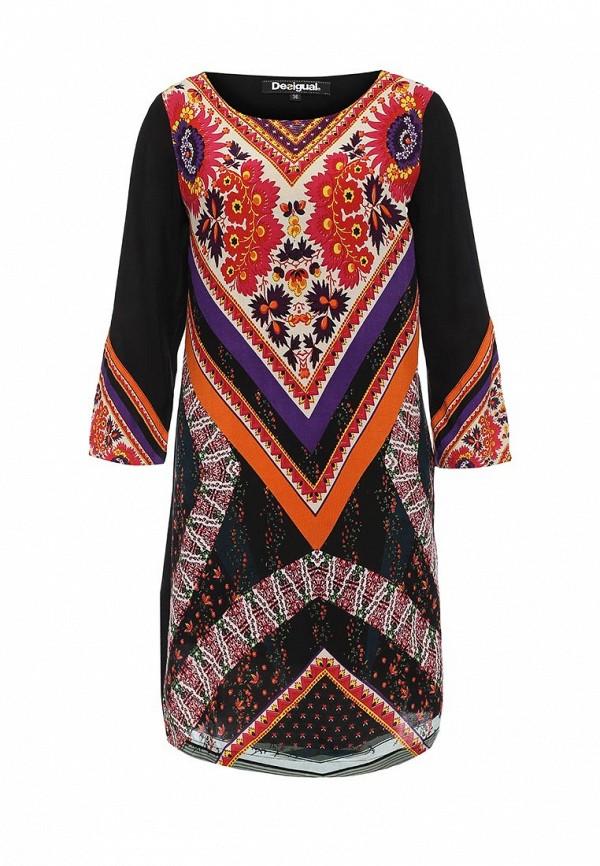Платье-миди Desigual (Дезигуаль) 67V28J2