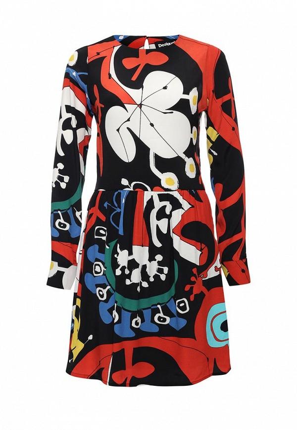 Платье Desigual 67V2LA6
