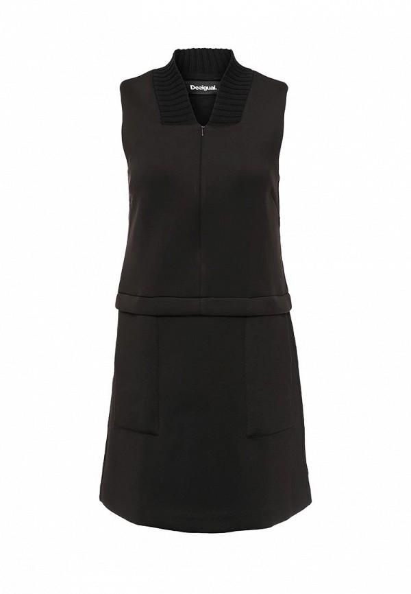 Платье-мини Desigual 67V2LB6