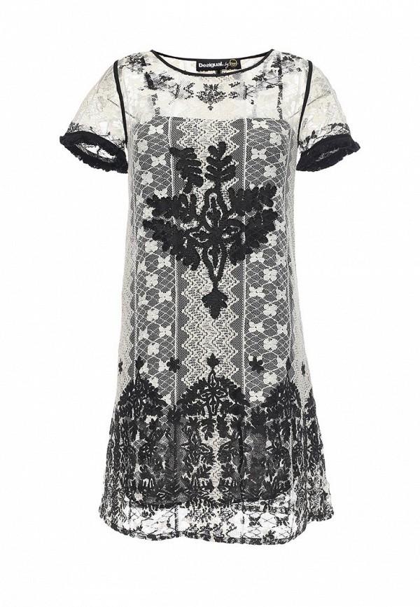 Платье Desigual 67V2LC8