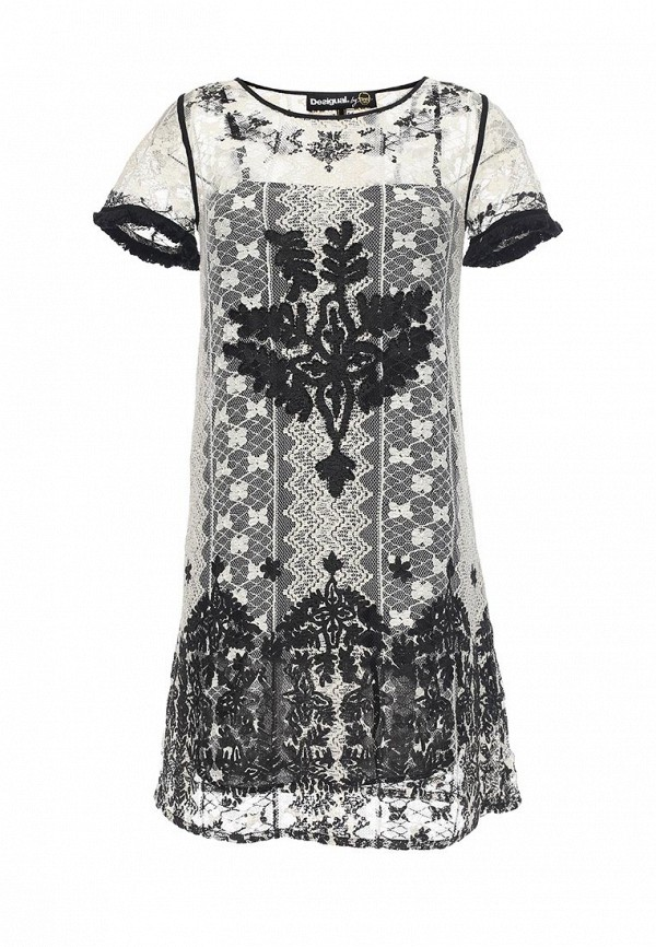 Платье-миди Desigual 67V2LC8