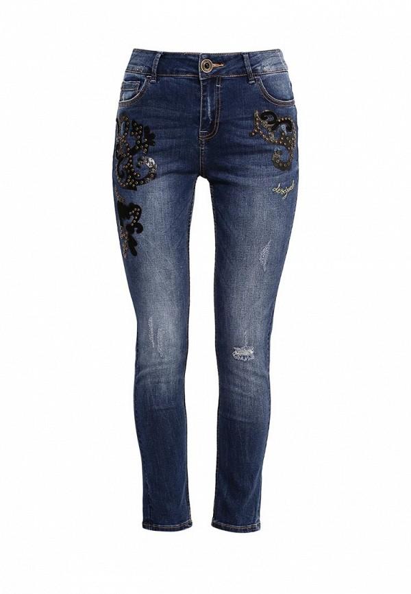 Зауженные джинсы Desigual 67D26C5
