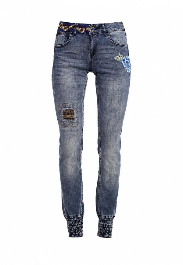 Зауженные джинсы Desigual 67D26C8