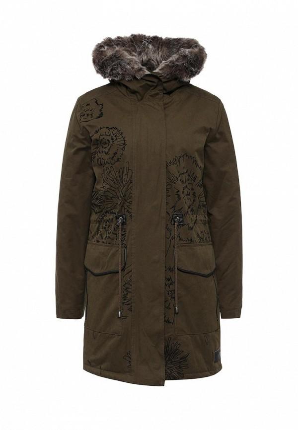 Утепленная куртка Desigual (Дезигуаль) 67E29J1