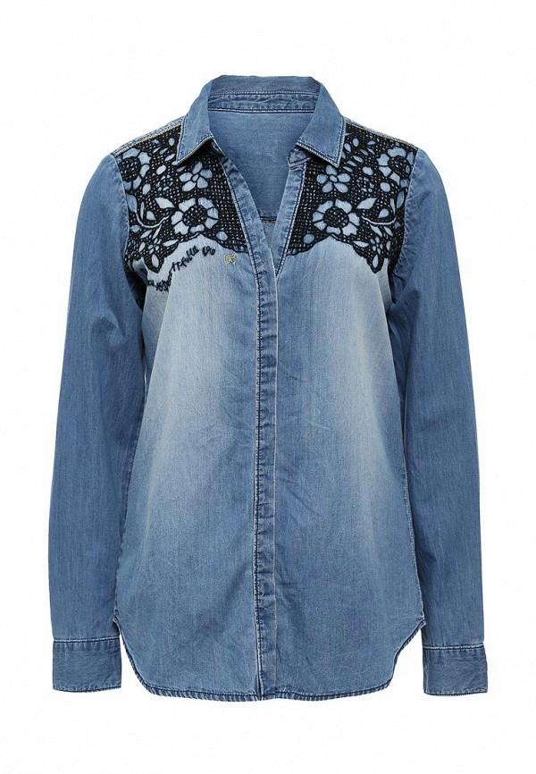 Рубашка джинсовая Desigual 67C22G3