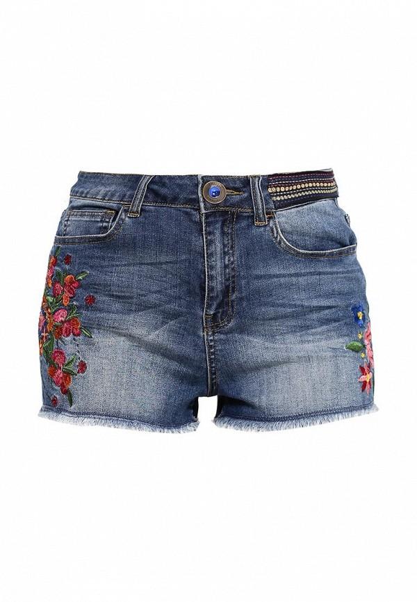 Шорты джинсовые Desigual 73D2JE5