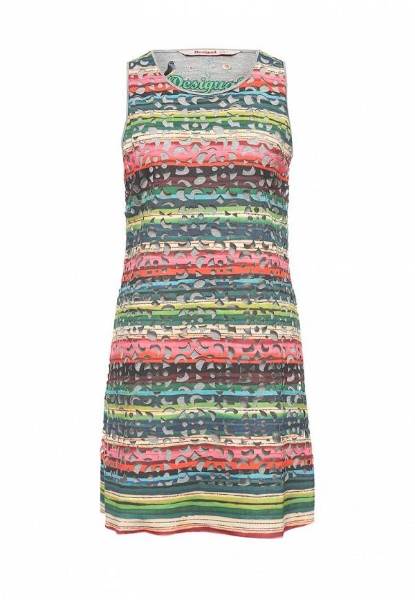 Платье Desigual Desigual DE002EWOQR06