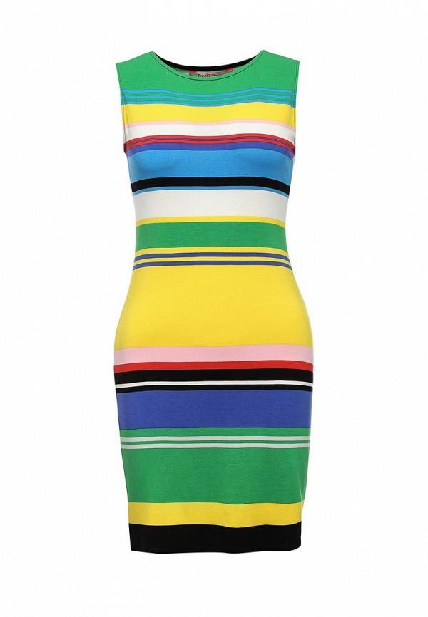 Платье Desigual Desigual DE002EWOQR08 платье desigual 17wwvk44 2000
