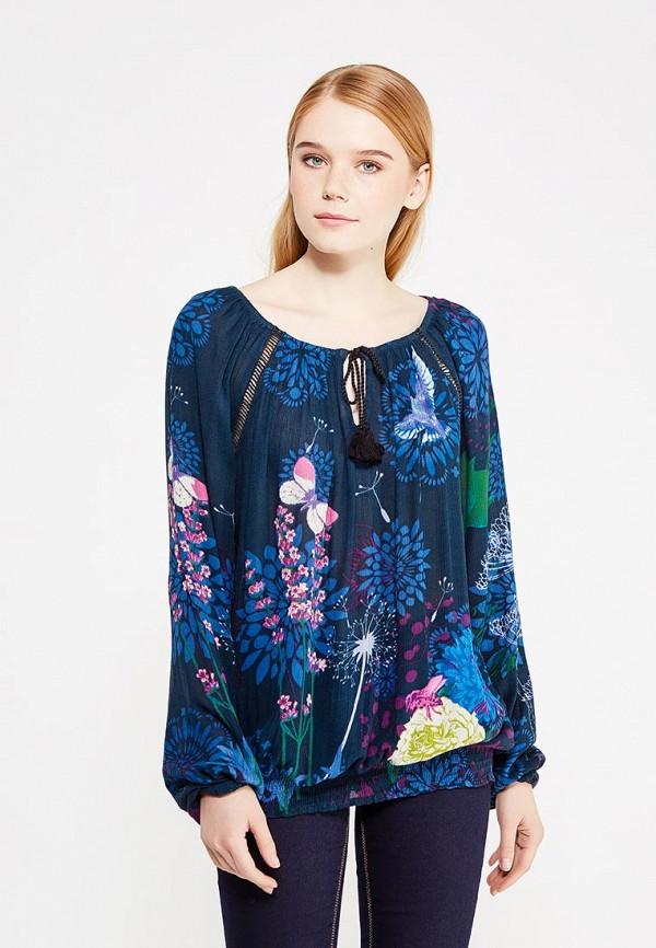 Блуза Desigual Desigual DE002EWULA28 блуза jacqueline de yong jacqueline de yong ja908ewujb68