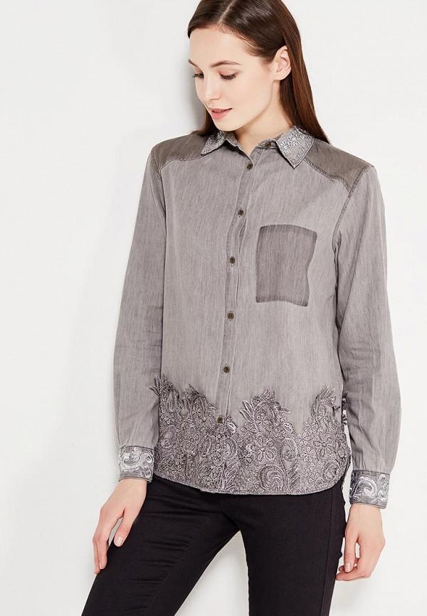 Рубашка Desigual Desigual DE002EWULA32 женские сумки