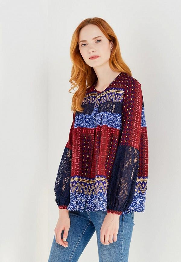 купить Блуза Desigual Desigual DE002EWULA35 дешево