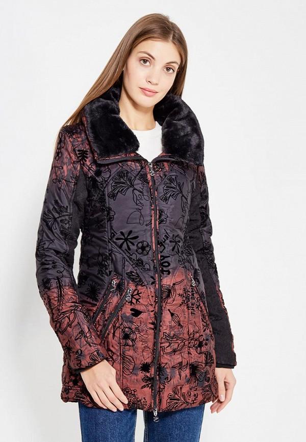 Куртка утепленная Desigual Desigual DE002EWULA49 куртка desigual куртка