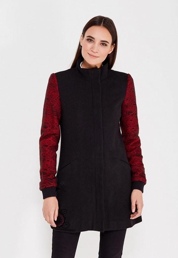 купить Пальто Desigual Desigual DE002EWULA52 дешево
