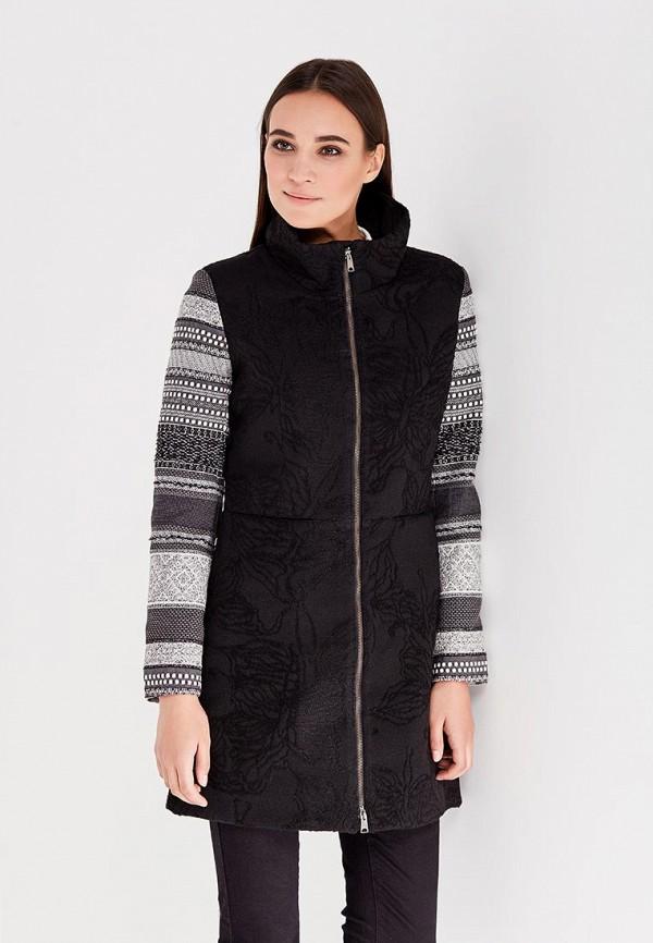 цена Пальто Desigual Desigual DE002EWULA58 онлайн в 2017 году