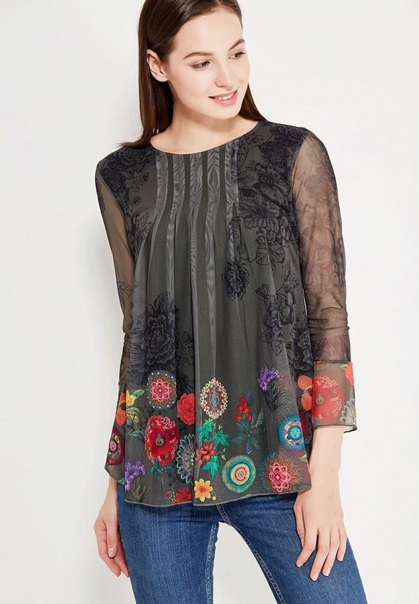 Блуза Desigual Desigual DE002EWULB20