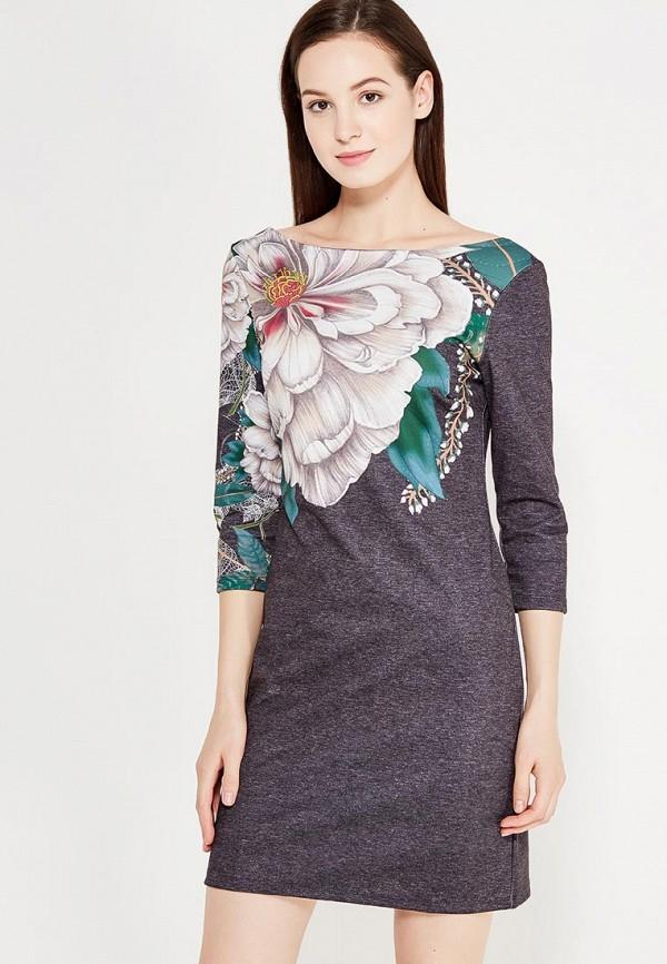 Платье Desigual Desigual DE002EWULC33 платье desigual 17wwvk44 2000