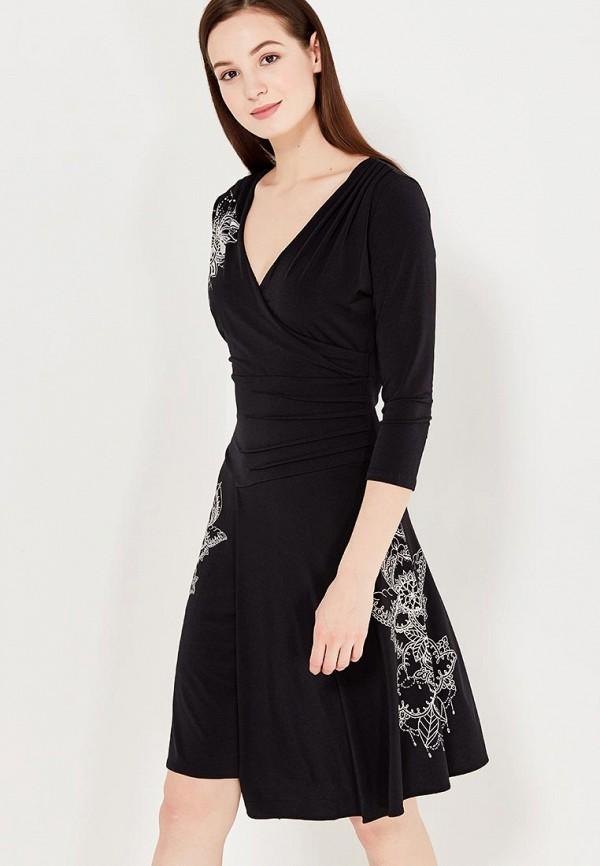 Платье Desigual Desigual DE002EWULC36 платье desigual 17wwvk44 2000