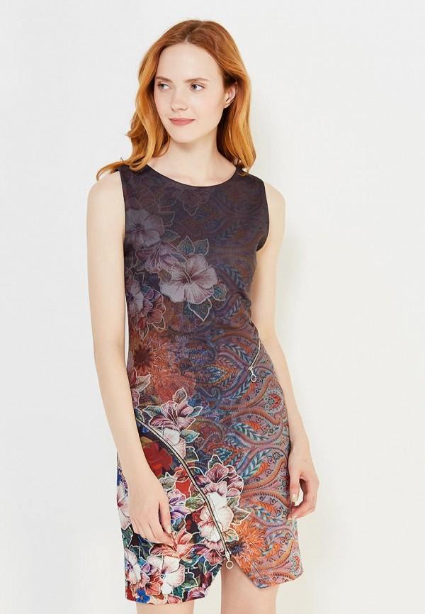 Платье Desigual Desigual DE002EWULC38 платье desigual 17wwvk44 2000