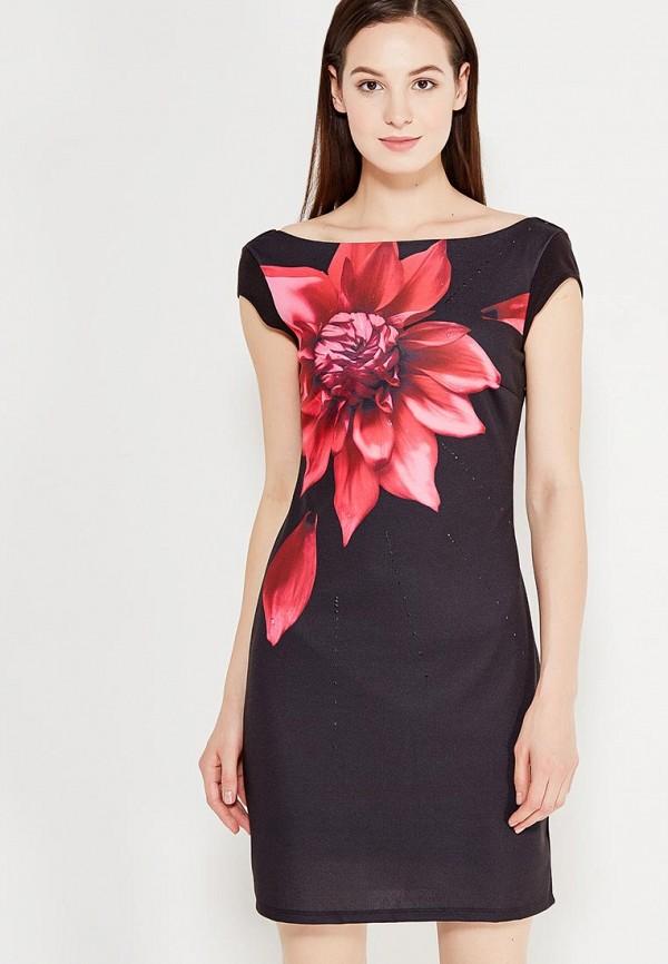 Платье Desigual Desigual DE002EWULC39 платье desigual 17wwvk44 2000