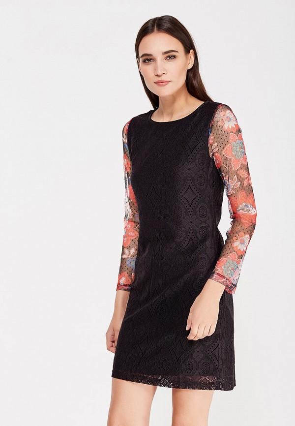 Платье Desigual Desigual DE002EWULC42 цены онлайн