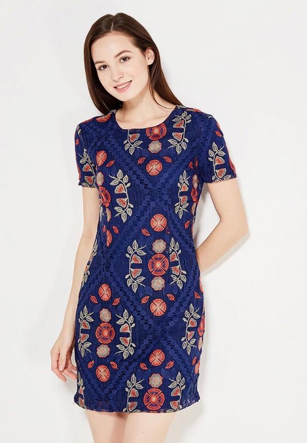 Платье Desigual Desigual DE002EWULC46 платье desigual 17wwvk44 2000