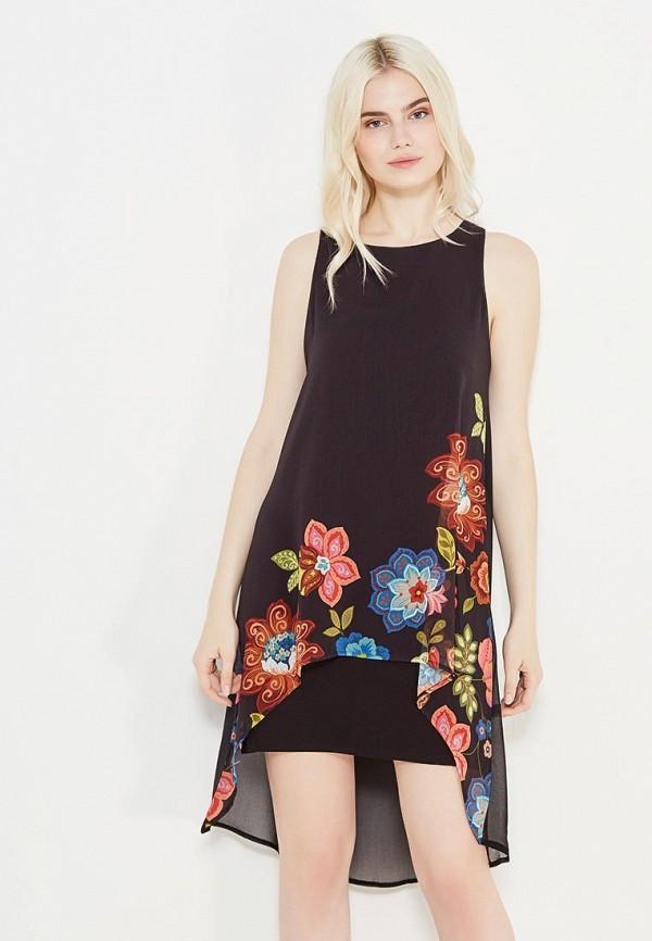 Платье Desigual Desigual DE002EWULC49 платье desigual 17wwvk44 2000