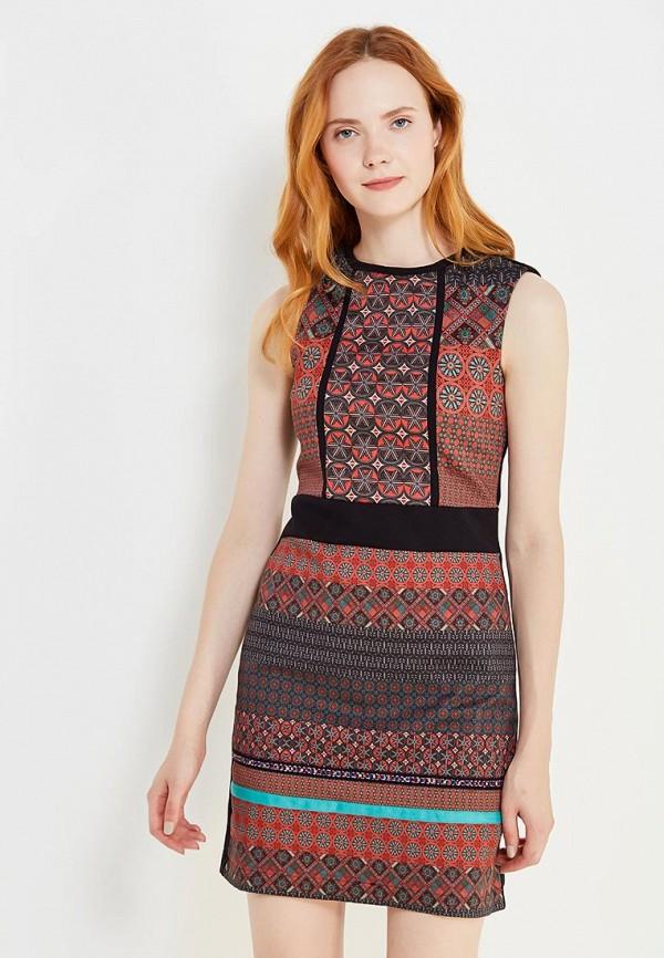 Платье Desigual Desigual DE002EWULC51 платье desigual 17wwvk44 2000