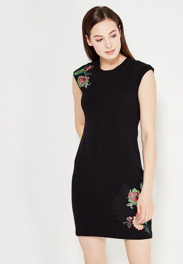 Платье Desigual Desigual DE002EWULC52 платье desigual 17wwvk44 2000