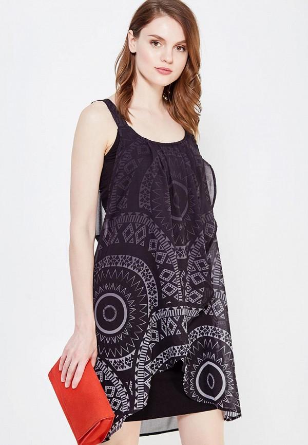 Платье Desigual Desigual DE002EWULC53 платье desigual desigual de002ewoqr00