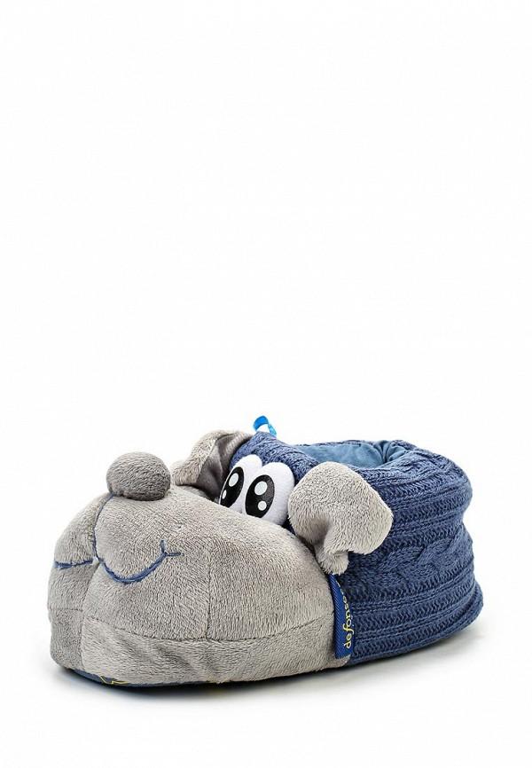 Тапочки (SLIPPERS) K голубой De Fonseca
