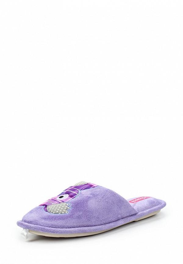 Женская домашняя обувь De Fonseca BARI TOP W53