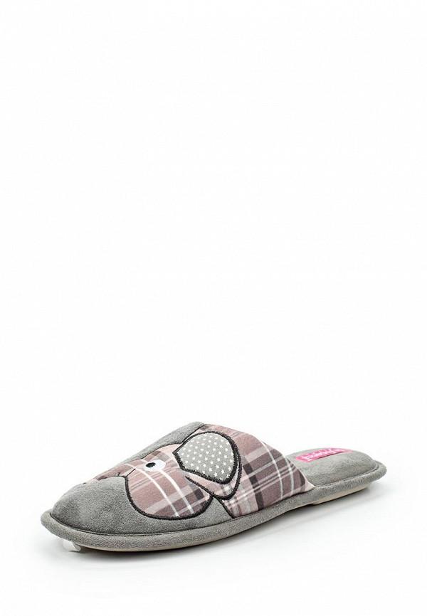 Женская домашняя обувь De Fonseca BARI TOP W54