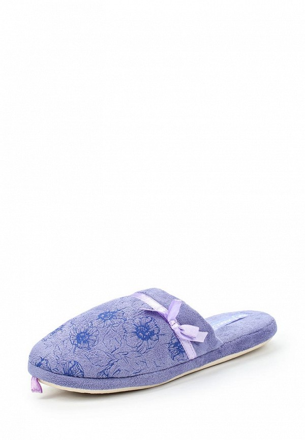 Женская домашняя обувь De Fonseca ROMA TOP W44