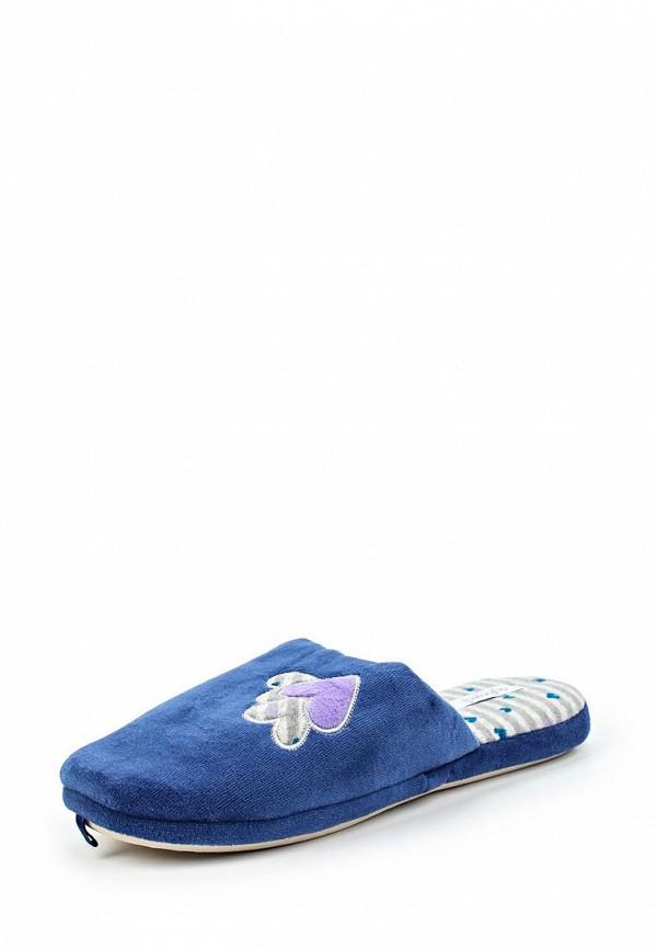 Женская домашняя обувь De Fonseca ROMA TOP W69