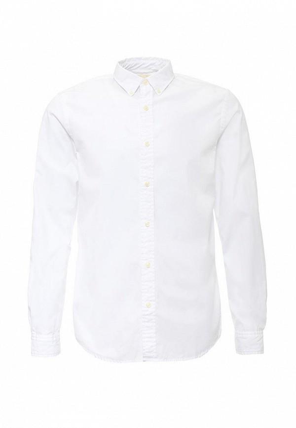 Рубашка с длинным рукавом Denim & Supply Ralph Lauren M04D0108D0119A1WHT