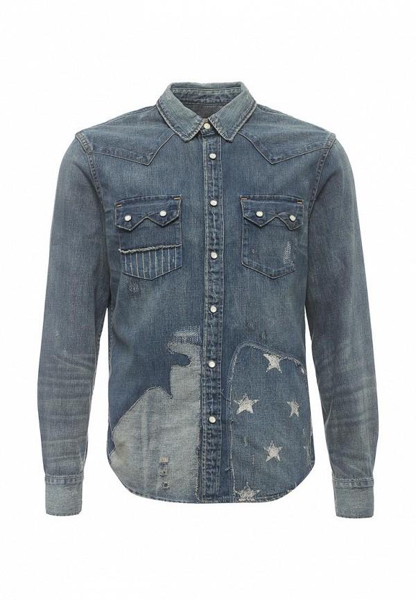 Рубашка с длинным рукавом Denim & Supply Ralph Lauren 788608766005