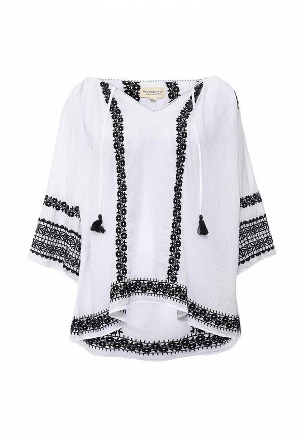 Блуза Denim & Supply Ralph Lauren W04D0244D0258A1WHT